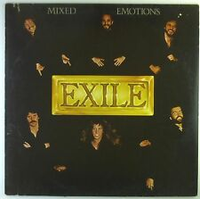 "12"" LP - Exile - Mixed Emotions - A3070h - washed & cleaned"