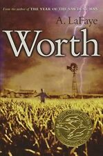 Worth (Scott O'Dell Award for Historical Fiction (Awards))-ExLibrary