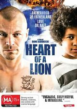 Heart of a Lion DVD NEW