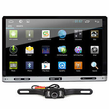 "Android 4.4 7"" 2Din InDash Car DVD Radio Stereo Player WiFi 3G GPS+Tablet+CAMERA"