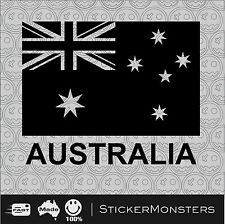 AUSTRALIA ARMY MILITARY Patch Sticker Decal 145mm Wide Truck Car Ute ToolChest.