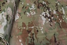 """Multicam Camouflage Military Cotton Blend Ripstop BTY Apparel Fabric 64"""" Wide"""