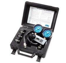 Cylinder Leakage Tester Kit Engine Leak Detector Valve Ring Head Gasket Pressure