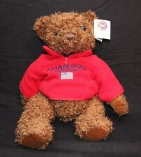 HERRINGTON TEDDY BEAR CHAMPPS AMERICANA 16 INCH PLUSH STUFFED ANIMAL VINTAGE TOY