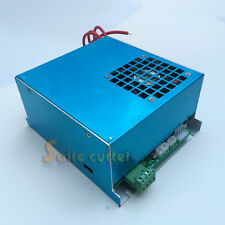 40W Power Supply Mini CO2 Laser Rubber Stamp Engraver Cutter Engraving 110/220V