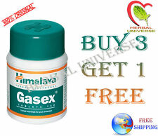 *BUY 3 GET 1 FREE* Himalaya Gasex Herbal Tablet- Free Shipping - Lowest Price