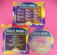 CD DISCO MUSIC COLLECTION DISCO FEVER Compilation CHIC LIPPS no vhs mc dvd(C39)