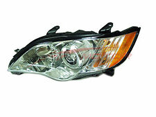 2008-2009 Subaru Legacy Driver Side Headlight Head Light Lamp LH