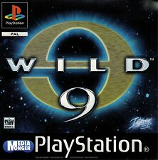 PlayStation®1  PS1 PS2 PS3   Wild 9