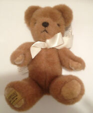 """MERRYTHOUGHT 12"""" JOINTED TEDDY BEAR  MADE IN ENGLAND"""