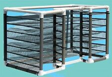 Plans for Susbstrate for Fresh Water Prawn Shrimp Aquaponics Organic Gardening