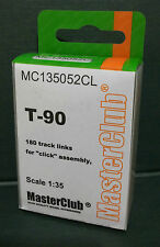 RESIN Tracks for T-90, MC135052CL, MasterClub, 1:35