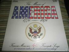 The Music of America 1776-1976 on CD, Ronco, RTD 2016
