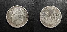Napoléon III - 1 Franc tête laurée 1870 BB, Strasbourg - F.215/14