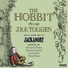 The Hobbit: Jackanory by J. R. R. Tolkien (CD-Audio, 2013) - Read by Gribbins