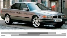 bmw e38 Alpina Style pinstripes side stripes 730, 735, 728, 740, 760, 750