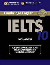 Cambridge IELTS 10 Student's Book with Answers: Authentic Examination Papers NEW