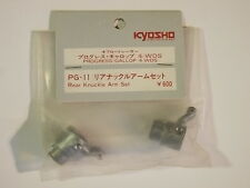 PG-11 Rear Knuckle Arm Set - Kyosho Progress 4WDS Gallop 4WDS
