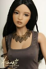 1/3 BJD doll Ashanti FREE FACE UP+FREE EYES-Ashanti