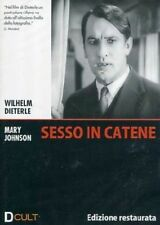Dvd **SESSO IN CATENE** Edizione Restaurata di Wilhelm Dieterle con Mary Johnson