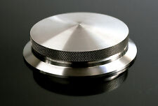 Record weight, Puck, Record Stabilizer, Stainless Steel Plattengewicht. 585g.