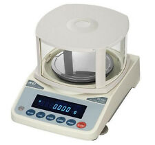 A&D FX-120i Precision Lab Balance, Compact Scale 122gX0.001g,Draft Shield,New