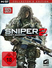 Sniper: Ghost Warrior 2 - Collector's Edition (PC, 2013)