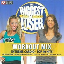 FREE US SH (int'l sh=$0-$3) NEW CD Various: The Biggest Loser Workout Mix Extrem