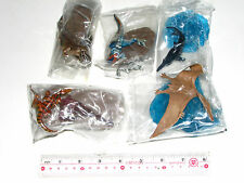 Bandai Dinosaur Collection Candy box Figure x 5