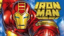 Iron Man El Hombre de Hierro: La Serie Completa En Español Latino (3-DVD 1994)