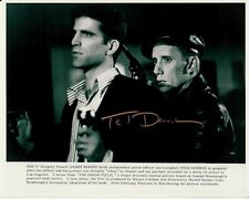 TED DANSON hand-signed THE ONION FIELD 8x10 w/ lifetime coa COP HELD AT GUNPOINT