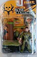 Bone Collector Michael Waddell Action Figure Set Tree Stand Bow Hunter