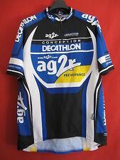 Maillot cycliste AG2R Décathlon Tour de France 2002 - XXL