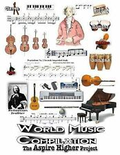 World Music Compilation by Teo Vincent (2012, Paperback)