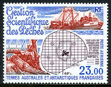 FSAT TAAF C129, MNH. Fishery Management. Ship, 1993