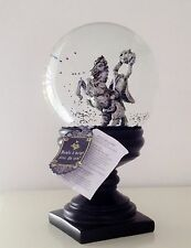 Headless Horseman Snow Globe Musical Sleepy Hollow Halloween