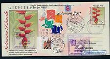67320) LH FF Friedrichshafen - Hamburg 1.4.2002, GAU Solomon Islands Zeppelin NT