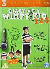Diary Of A Wimpy Kid 1 - 3 Box Set - DVD