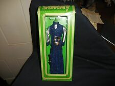 1976 Mego Sonny Designer Collection Space Prince NIB  Price Sticker side