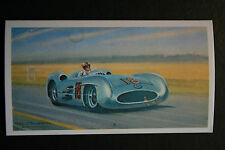 Mercedes Type W 196  Fangio  French GP 1954  ##  VGC