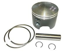 WSM Johnson / Evinrude 90-175 Hp 60 Deg Piston Kit 0434504, 0436243, 5006688