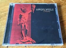 VIRGIN STEELE Invictus  - CD