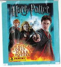Italy Panini The Magical World of Harry Potter Sticker Pack