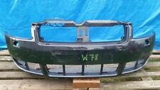 AUDI A4 B6 2002- 2005 Cabrio Front Bumper Cover with holes for headlight washers