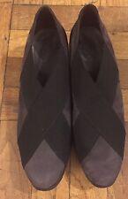 Arche Wedges Purple/black Wedges Sz 37