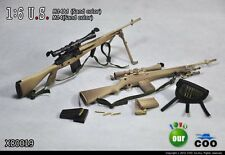 COOMODEL COO US Military M14A1 & M14 Sniper Rifle Set 1/6