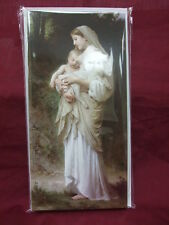 Sense Charity Christmas Cards L' INNOCENCE MADONNA AND CHILD Pack of 10