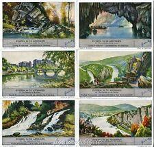 Chromo Liebig Sang. 1398 FIA Fiumi delle Ardenne ANNO 1939