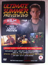 Total Film Ultimate Summer Preview DVD 2008 Trailer / Interviews