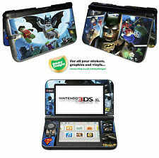 Lego Batman 2 DC Super Heroes Vinyl Skin Sticker for Nintendo 3DS XL